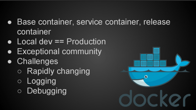 Docker and Amazon Web Services in Anki Drive's infrastructure