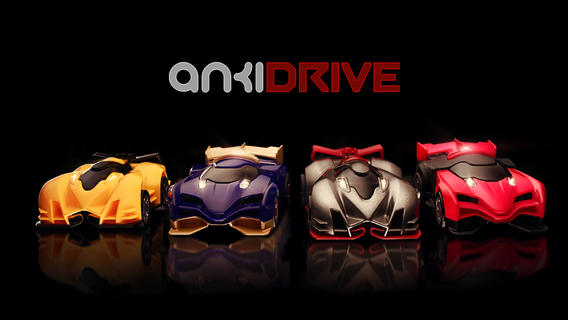 Anki Drive uses Amazon AWS for its infrastructure