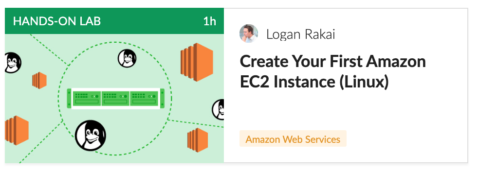 Hands-on Lab on creating an AWS EC2 instance