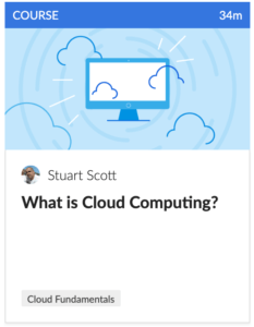 Course on What is Cloud Computing