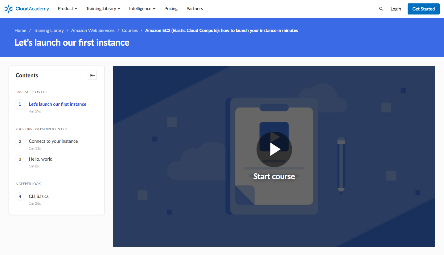 Amazon EC2 (Elastic Cloud Compute): how to launch your instance in minutes