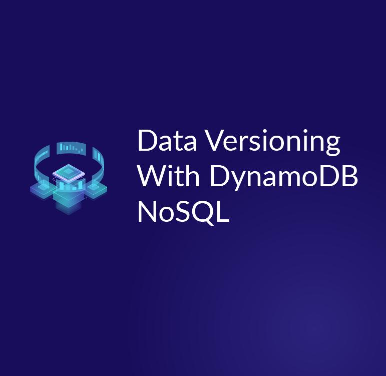 Data Versioning with DynamoDB