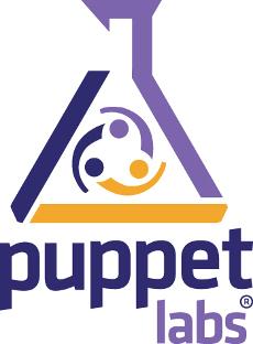 AWS Puppet Labs Logo