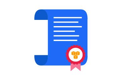 AWS Certification icon