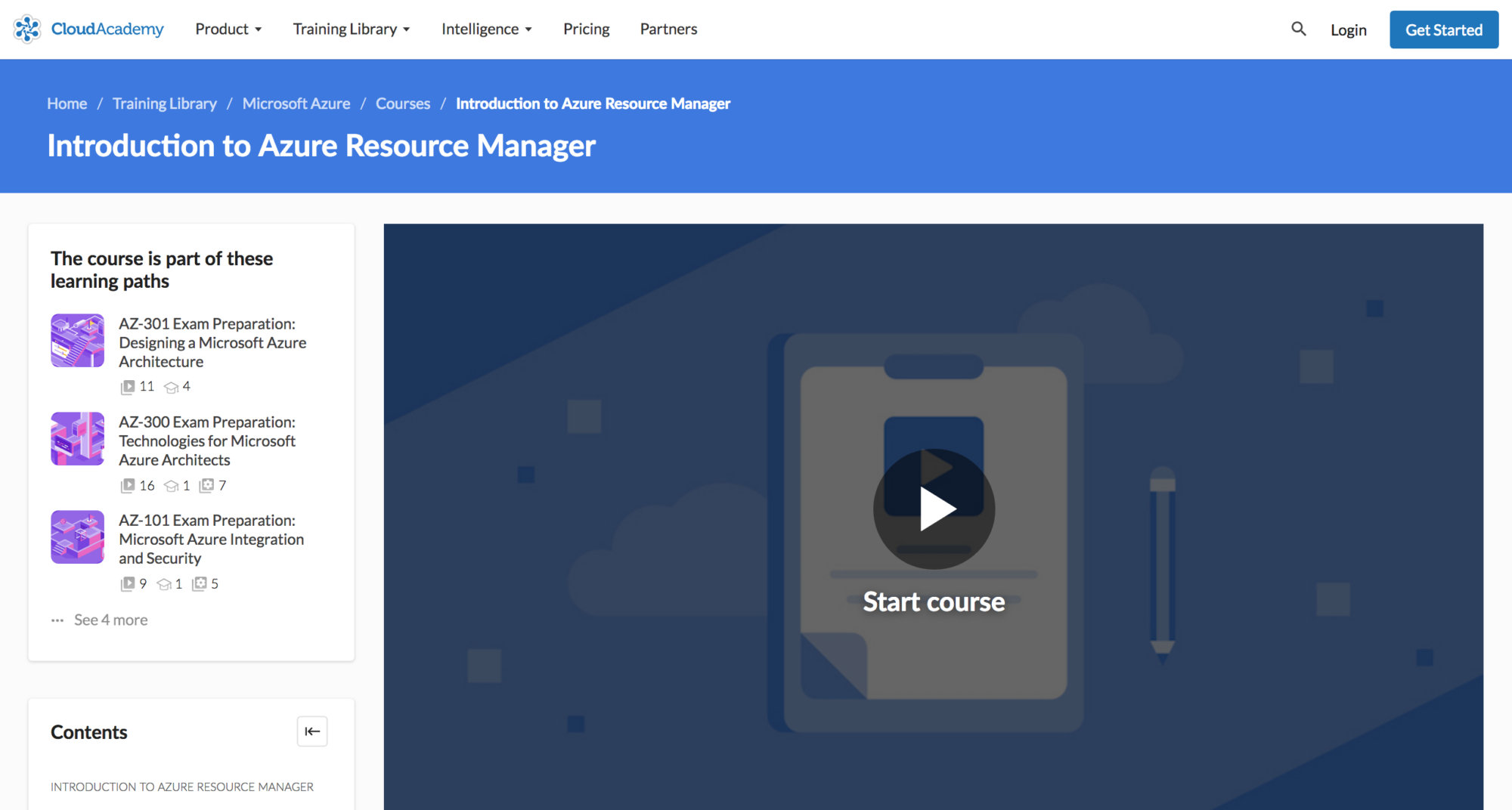 Introduction to Microsoft Azure Resource Manager