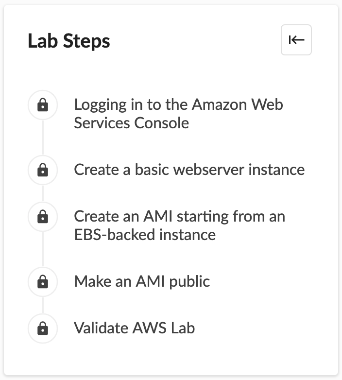 AWS AMI Lab