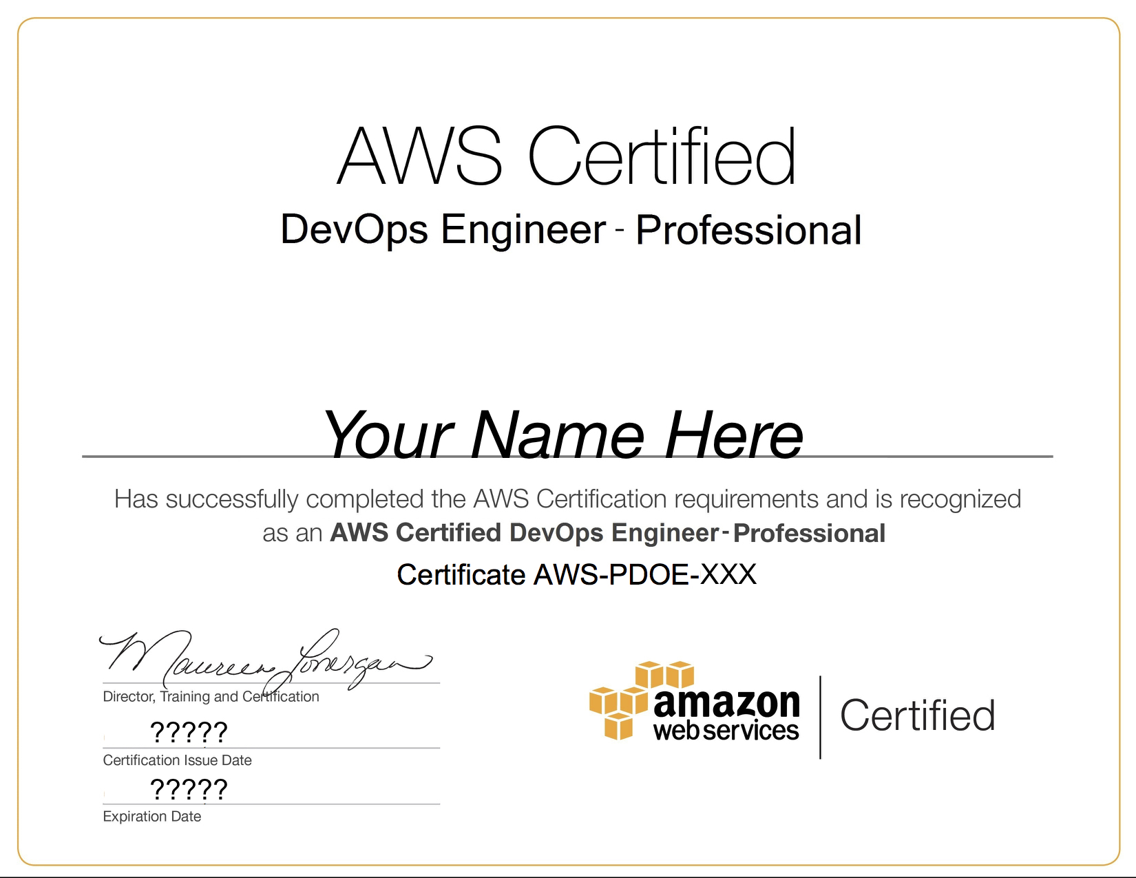 Pass The Aws Devops Pro Exam