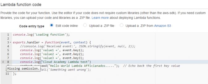 lambda-function-code