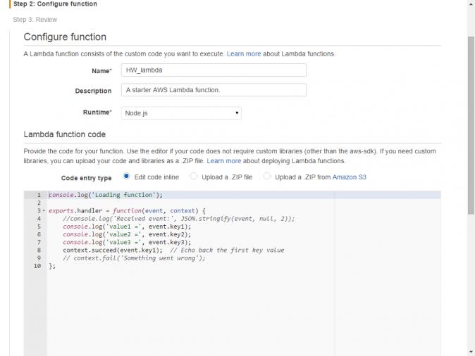 lambda-configure-example