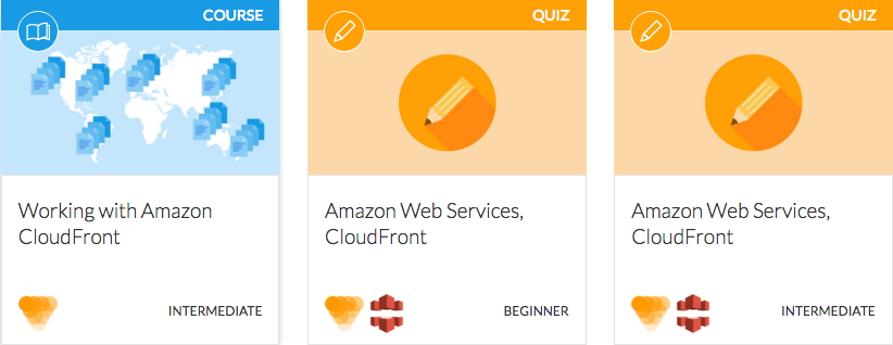 AWS course and quiz