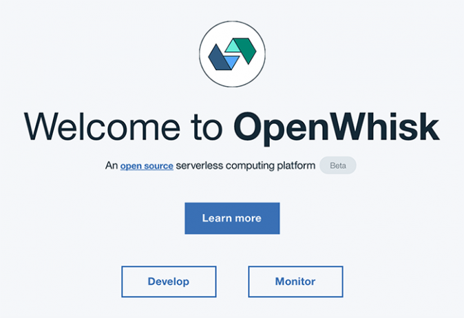 OpenWhisk Welcome