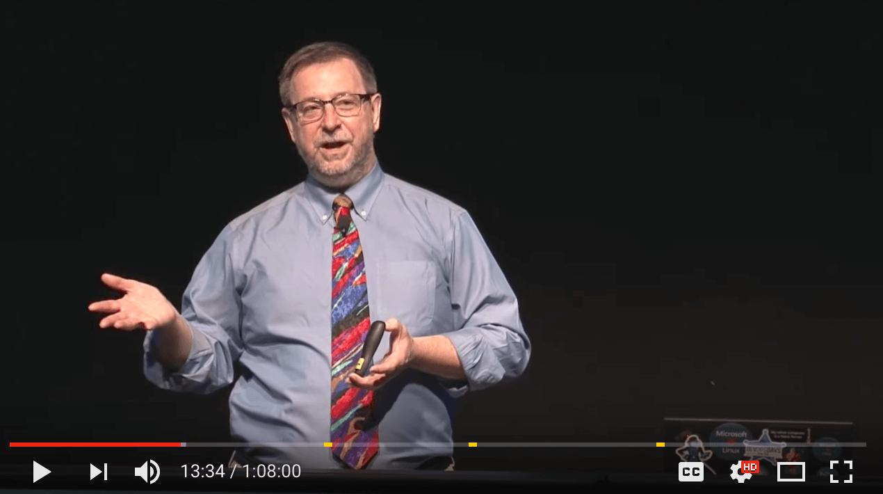 Jeffrey Snover's Azure Stack Keynote: July 2017