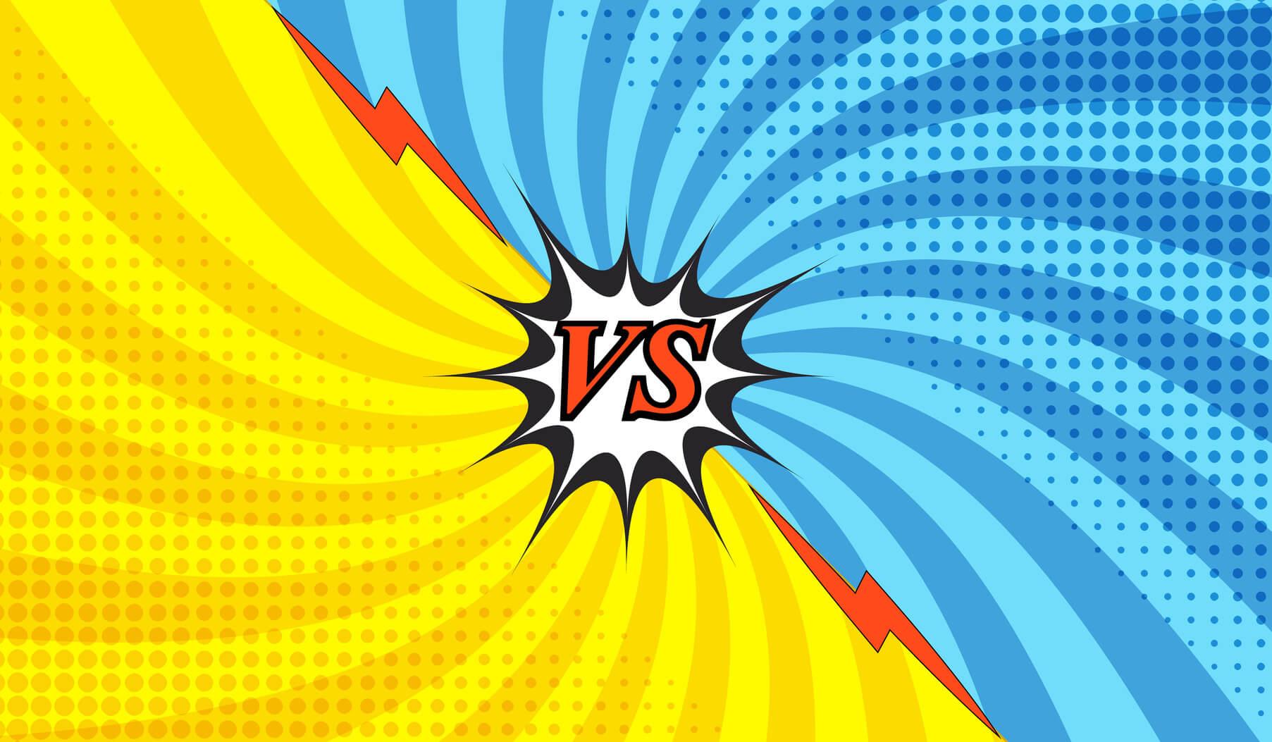 Amazon vs Azure Market Share