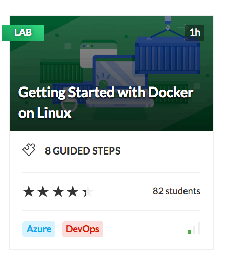 Getting started with Docker on Linux