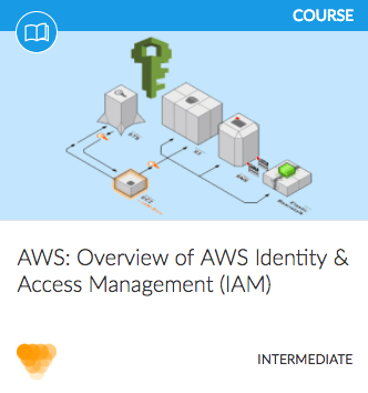 AWS: Overview of AWS Identity & Access Management (IAM)