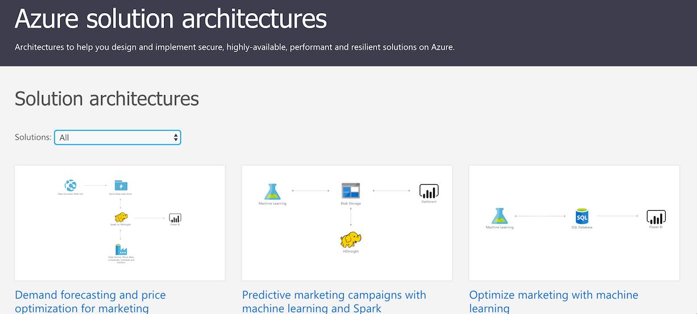 Azure Solution Architecture