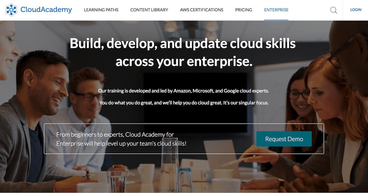 Build Cloud Skills