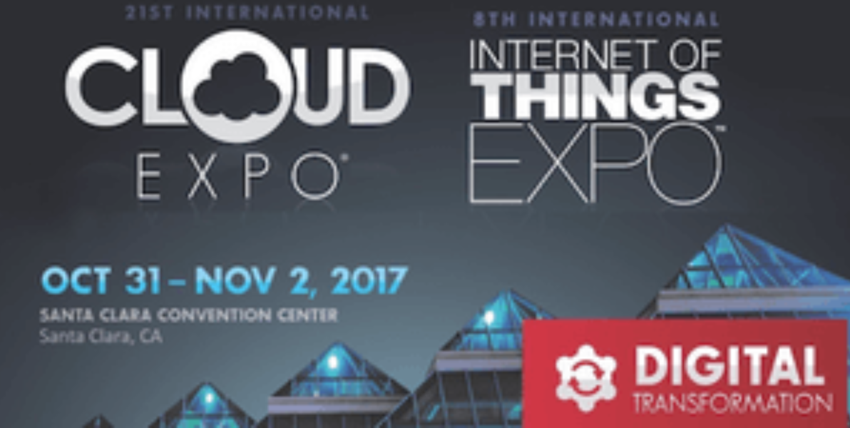 Cloud Academy at Cloud Expo 2017 - Santa Clara, October 31 - 2