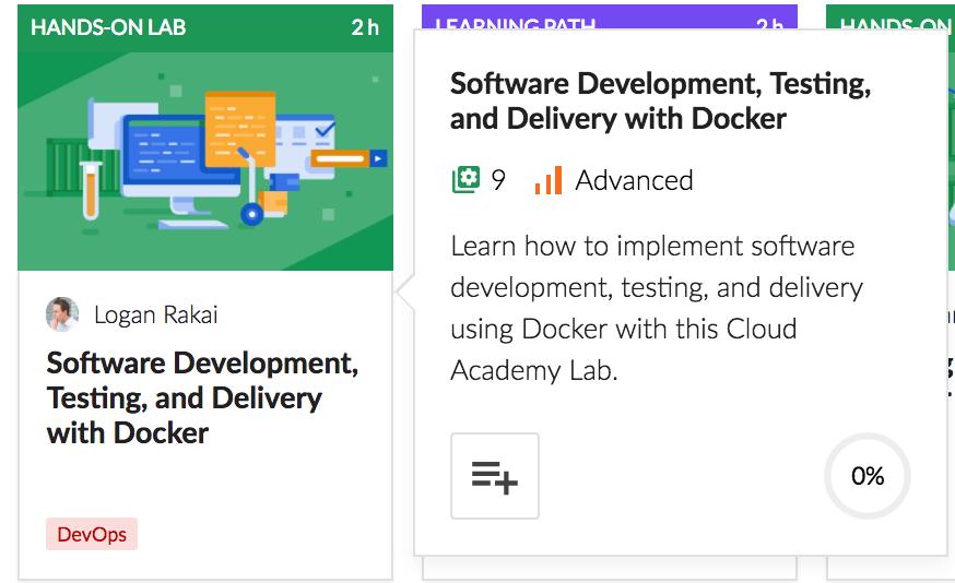 Docker for Software Development, Testing,