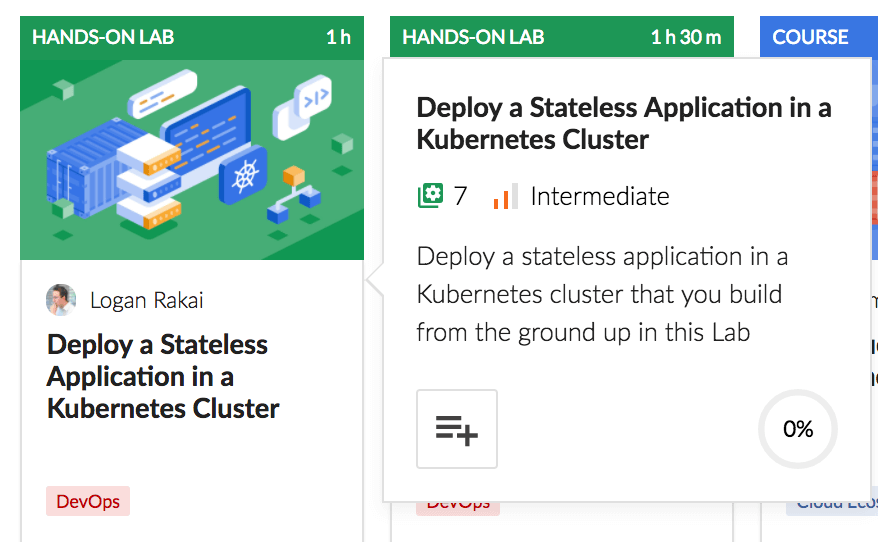 Deploy a Stateless Application in a Kubernetes Cluster