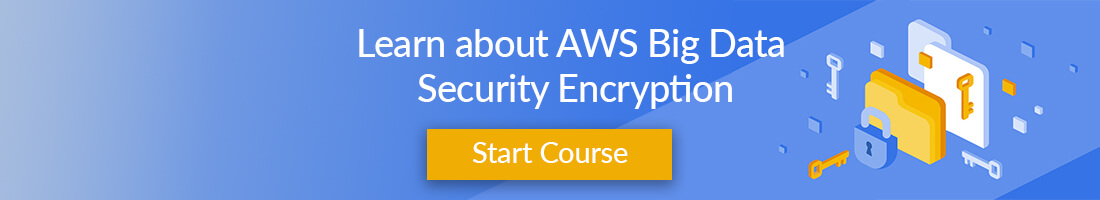 Learn about AWS Big Data Security Encryption