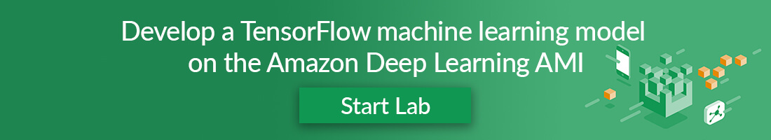 Develop a TensorFlow machine learning model with our Hands-on Lab
