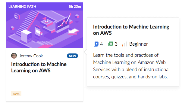 Introduction to Machine Learning on AWS