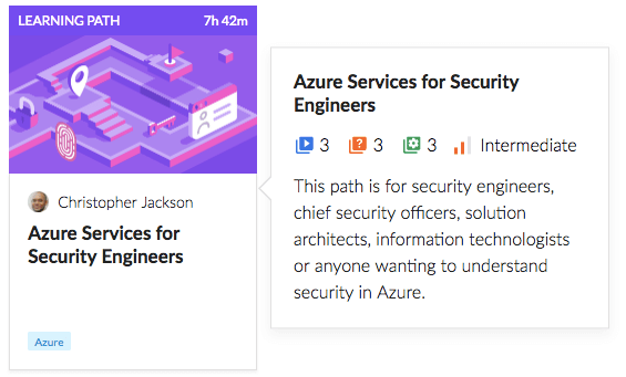 Azure Services for Security Engineers