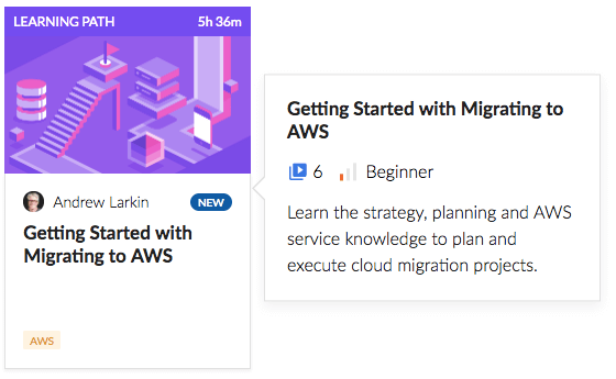 Getting Started with Migrating to AWS