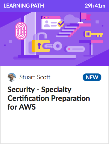 Security - Specialty Certification Preparation for AWS