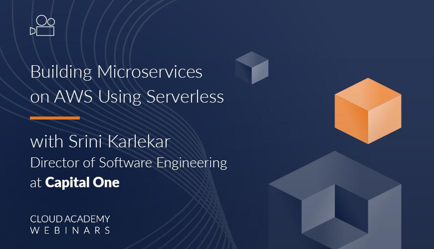 Webinar-Microservices-AWS-Serverless-Framework