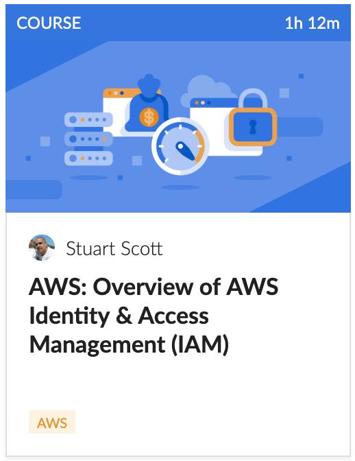 AWS IAM Course