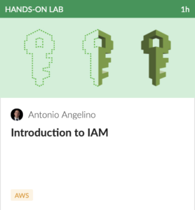 Introduction to IAM