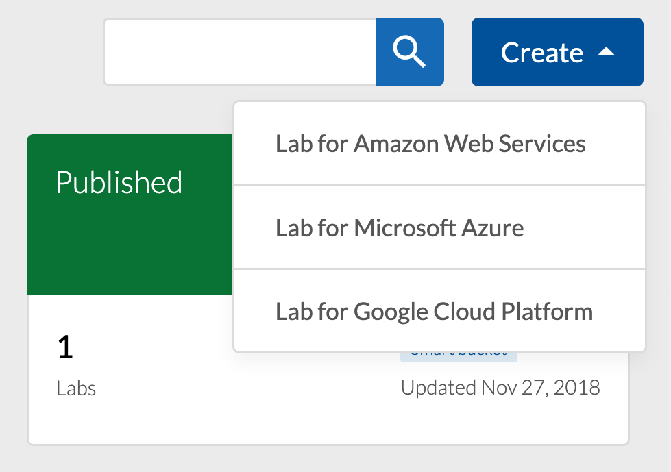 Custom Azure and GCP Hands-on Labs