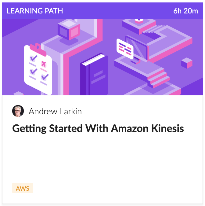 Cloud Academy: Getting Started with Amazon Kinesis