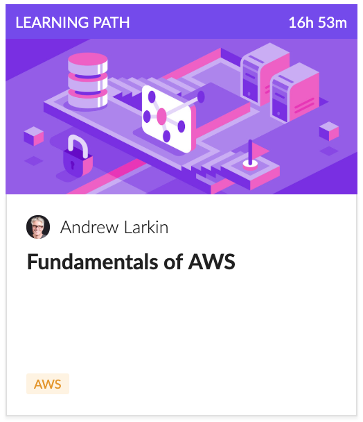 Fundamentals of AWS