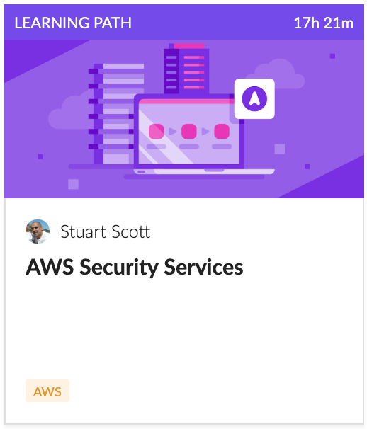 AWS Security Services Learning Path