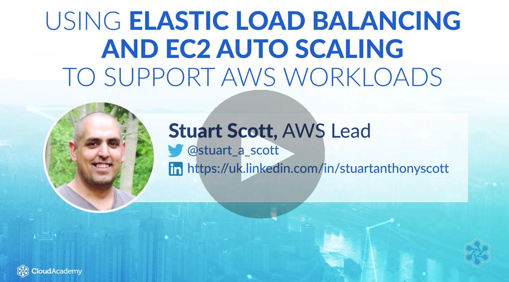 Elastic Load Balancer Course