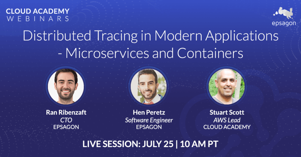 Distributed Tracing in Modern Applications - Microservices and Containers