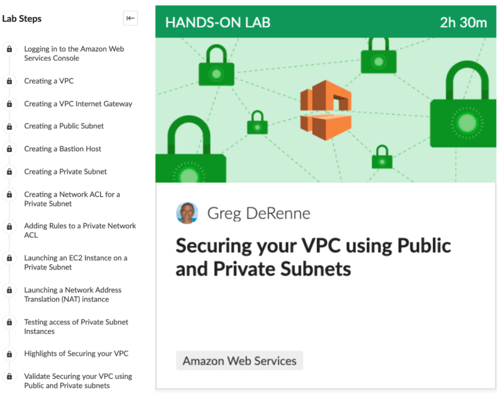 Hands-on Lab on securing your VPCs