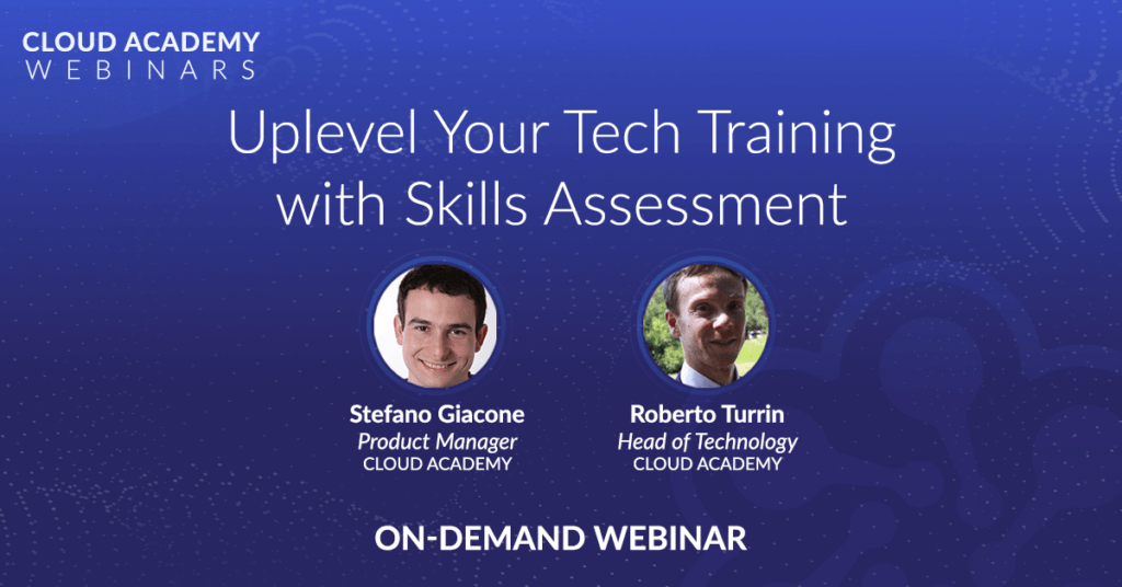 Uplevel Your Tech Training with Skills Assessment