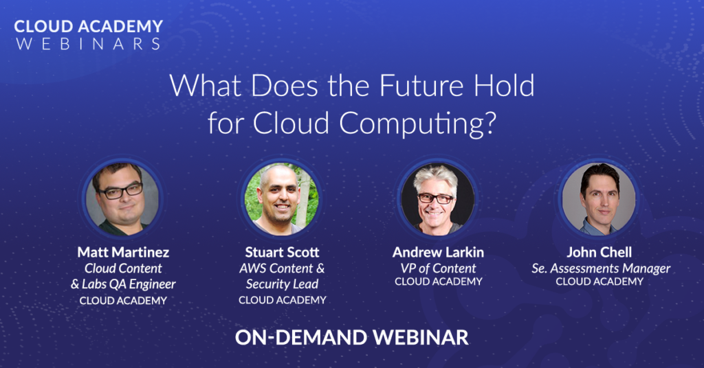 What Does the Future Hold for Cloud Computing?