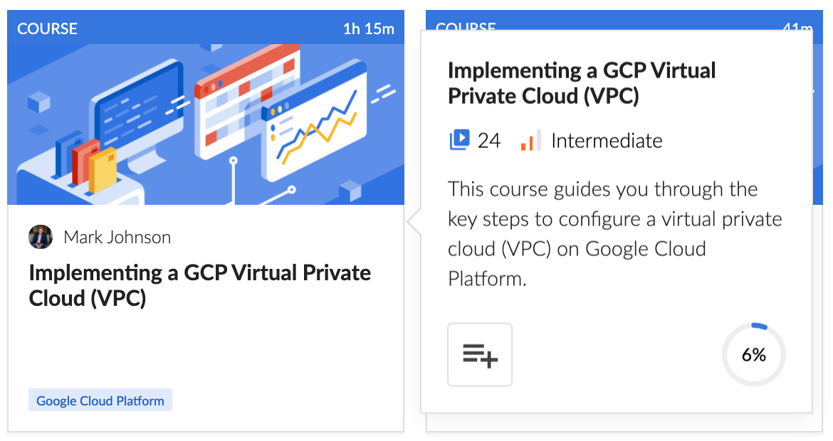 Implementing a GCP Virtual Private Cloud (VPC)