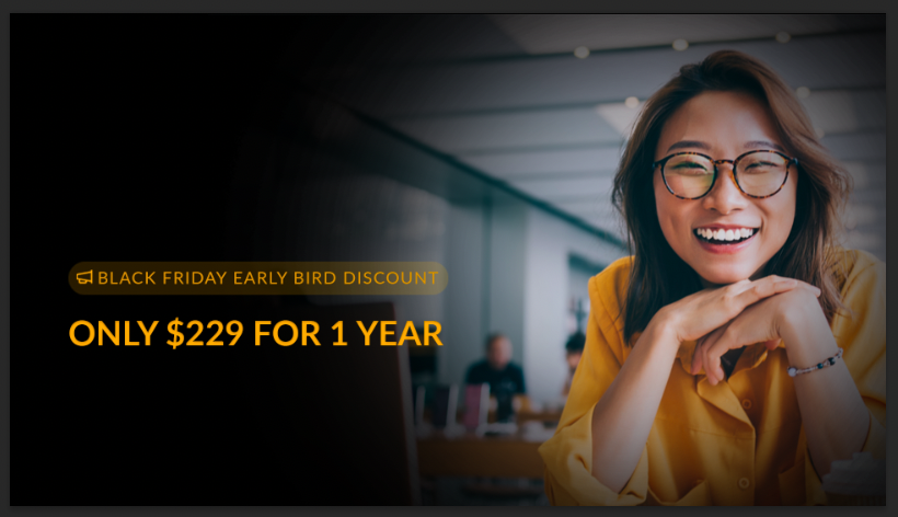 Cloud Academy Black Friday Early Bird Discount for $229