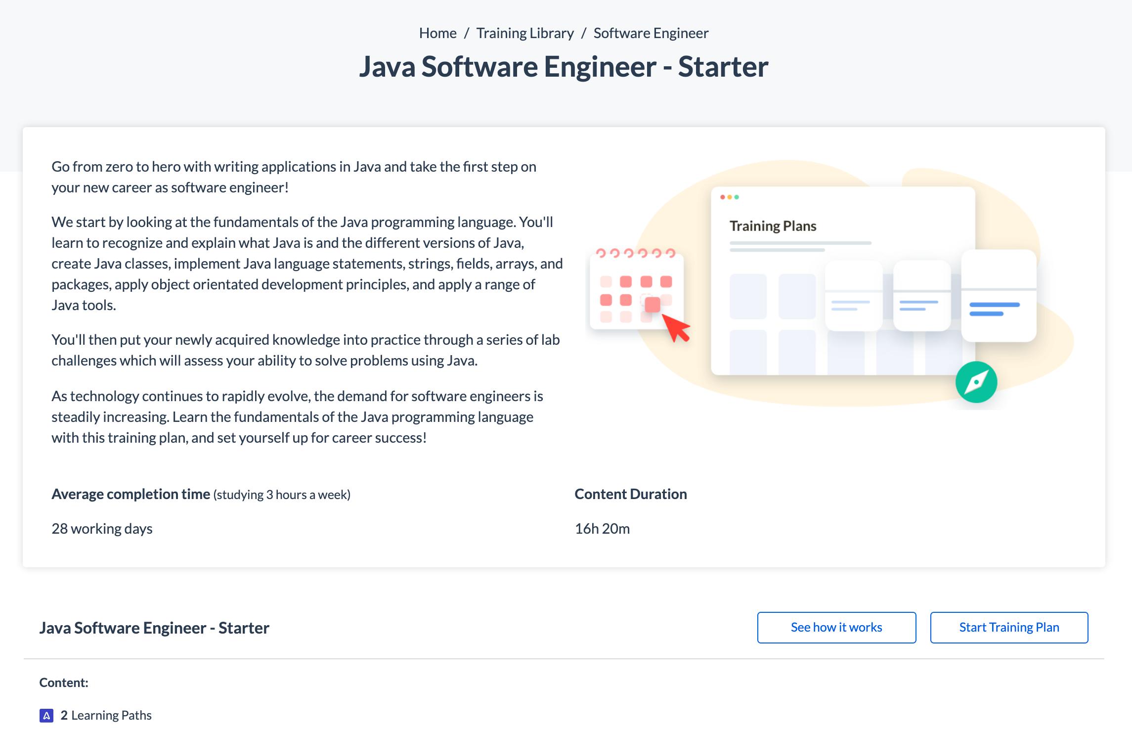 Java Software Engineer Career Paths