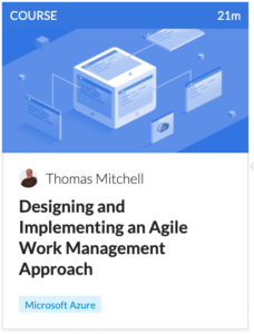 Designing and Implementing an Agile Work Management Approach
