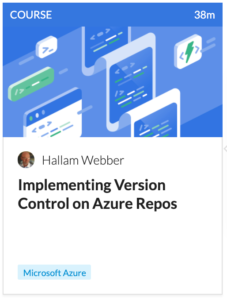 Implementing Version Control on Azure Repos