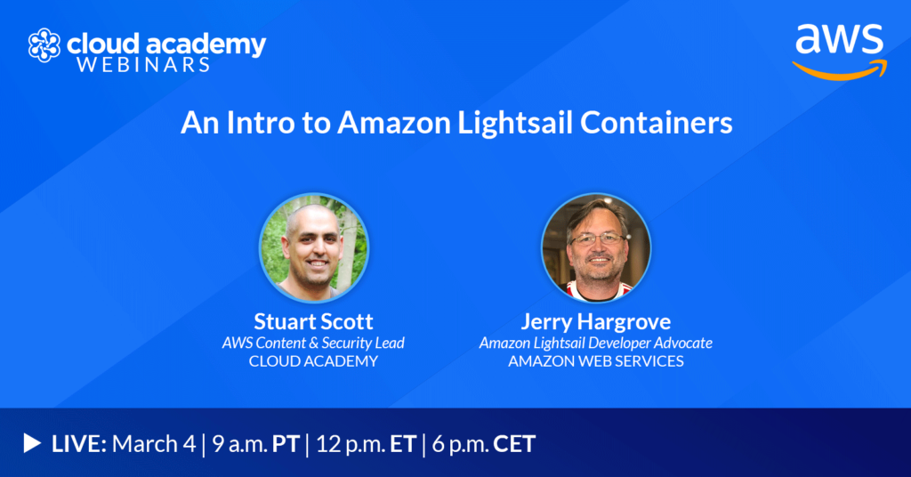 An Intro to Amazon Lightsail Containers