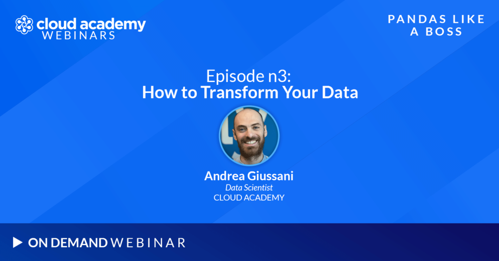 Pandas Like a Boss – Ep.3: How to Transform Your Data