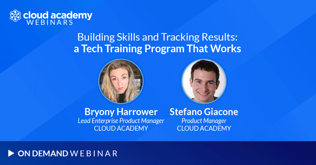 Building Skills and Tracking Results: a Tech Training Program That Works